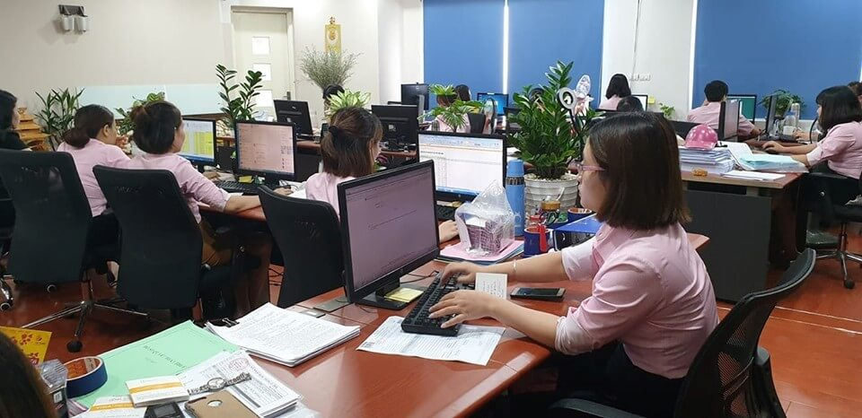 Tổ chức công tác kế toán